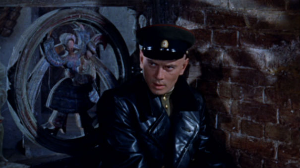 Yul Brynner as Major Surov