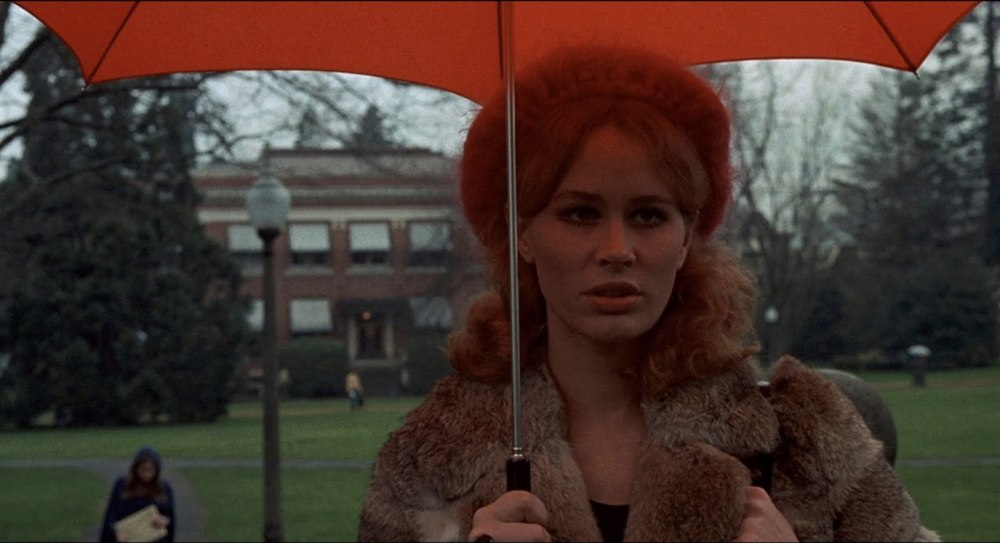 Karen Black in Drive, He Said