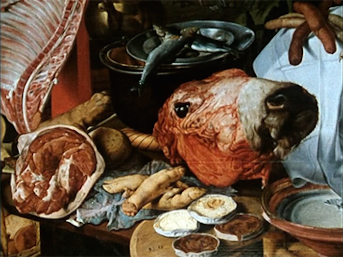 Still Life  analyzes the proliferation of Dutch still-life paintings in the 17th century and contrasts them with modern ad photos