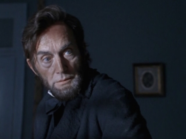 Lance Henriksen as Lincoln
