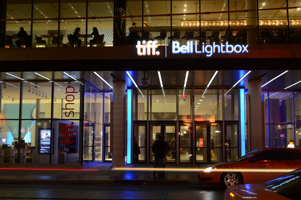 The new Bell Lightbox, cinephilic haven or palace of glitz?
