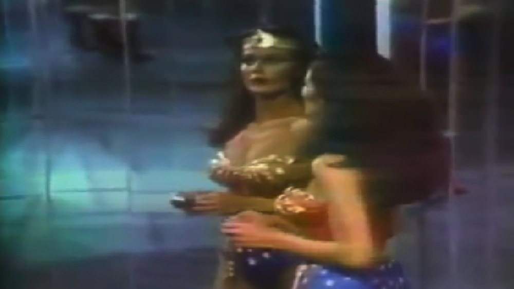 Dara Birnbaum's  Technology Transformation: Wonder Woman , slows down the the TV show to reveal the real magic of Diana Prince's transformation