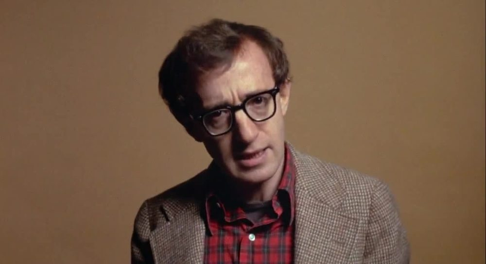 the films of woody allen critical essays magazine allen addresses the camera as alvy singer in annie hall