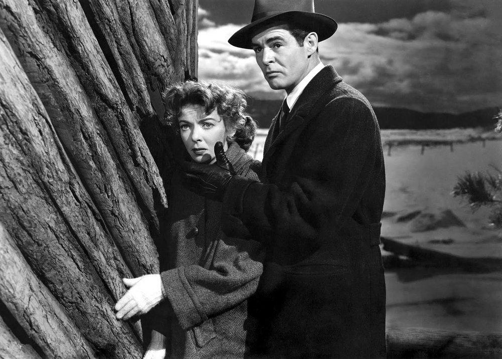 Detective Jim Wilson (Robert Ryan) falls for blind Mary Malden (Ida Lupino) while hunting for her brother who is suspected of child murder.