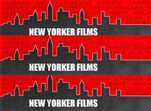 The New Yorker Films logo.
