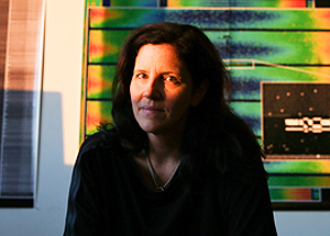 Laura Poitras, co-creator of Field of Vision