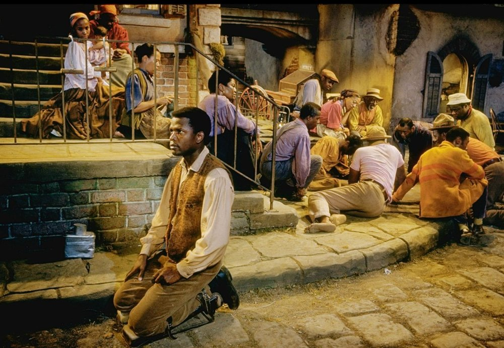 Otto Preminger's  Porgy and Bess.