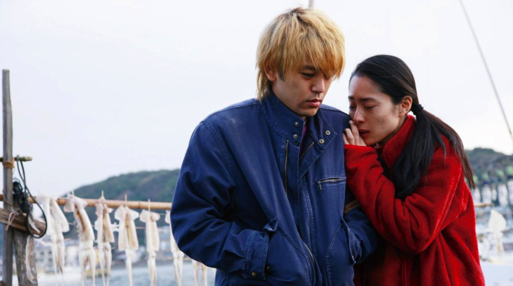 Akunin  received the Best Actress award for the performance of Eri Fukatsu, as Mitsuyo, a lonely woman who runs away with a disaffected loner (Satoshi Tsumabuki).