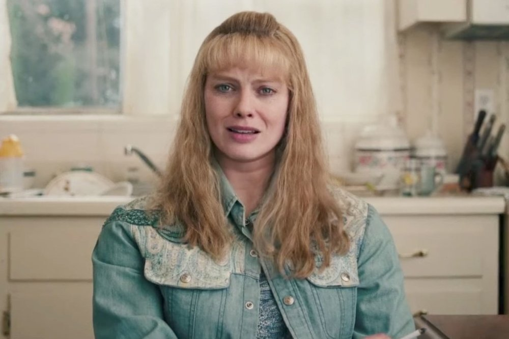 Producer Margot Robbie stars as Tonya Harding.