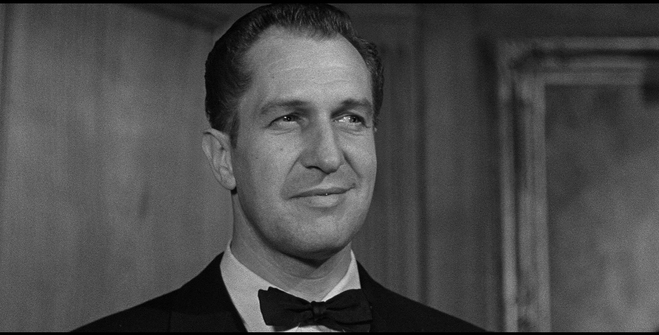 While the City Sleeps:  Insecure publisher Walter Kyne (Vincent Price) sets the rats of his newspaper empire at each others' throats.