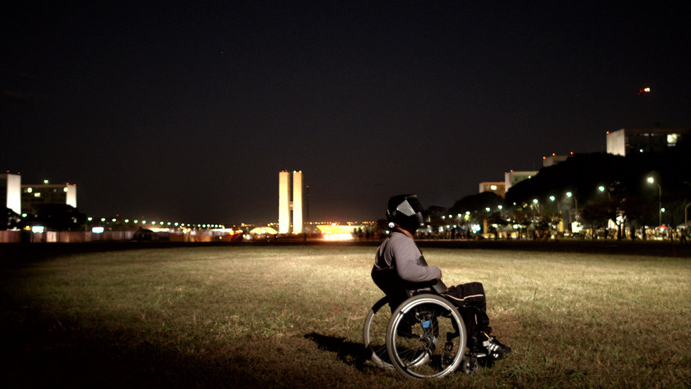 Congress in Brasilia - The Night of the Impeachment of Dilma Rousseff.