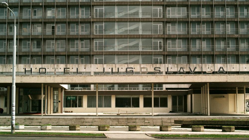 Nicolas Wagnieres's  Hotel Jugoslavia