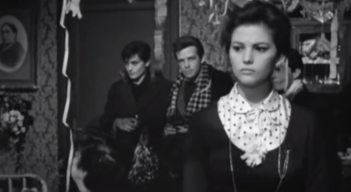Claudia Cardinale as Ginetta.