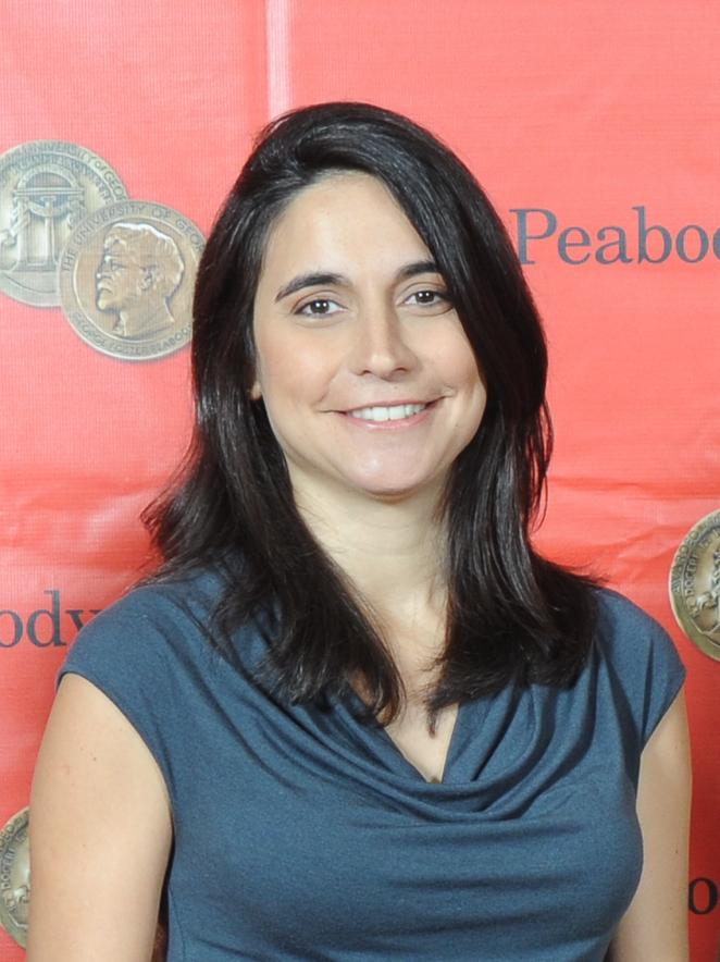 Julia Bacha, director of  Naila and the Uprising .