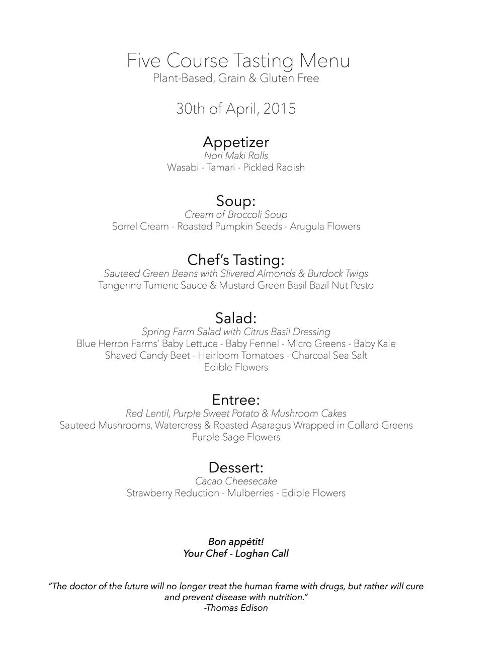 Chef's Tasting Menu - 4.30.15.jpg