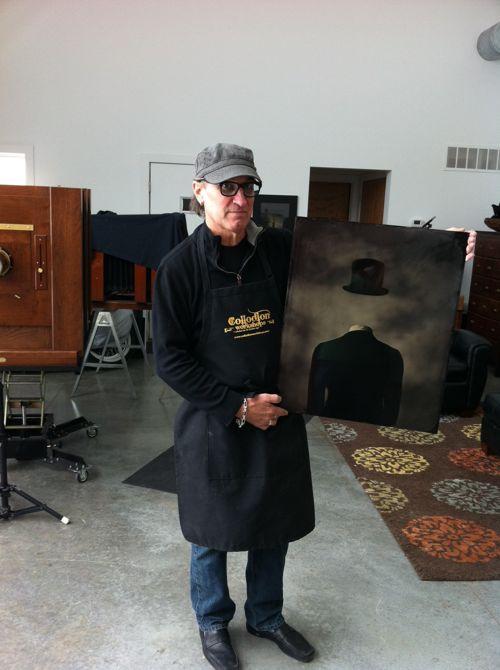 thomas gibson studio magritte ferrotype