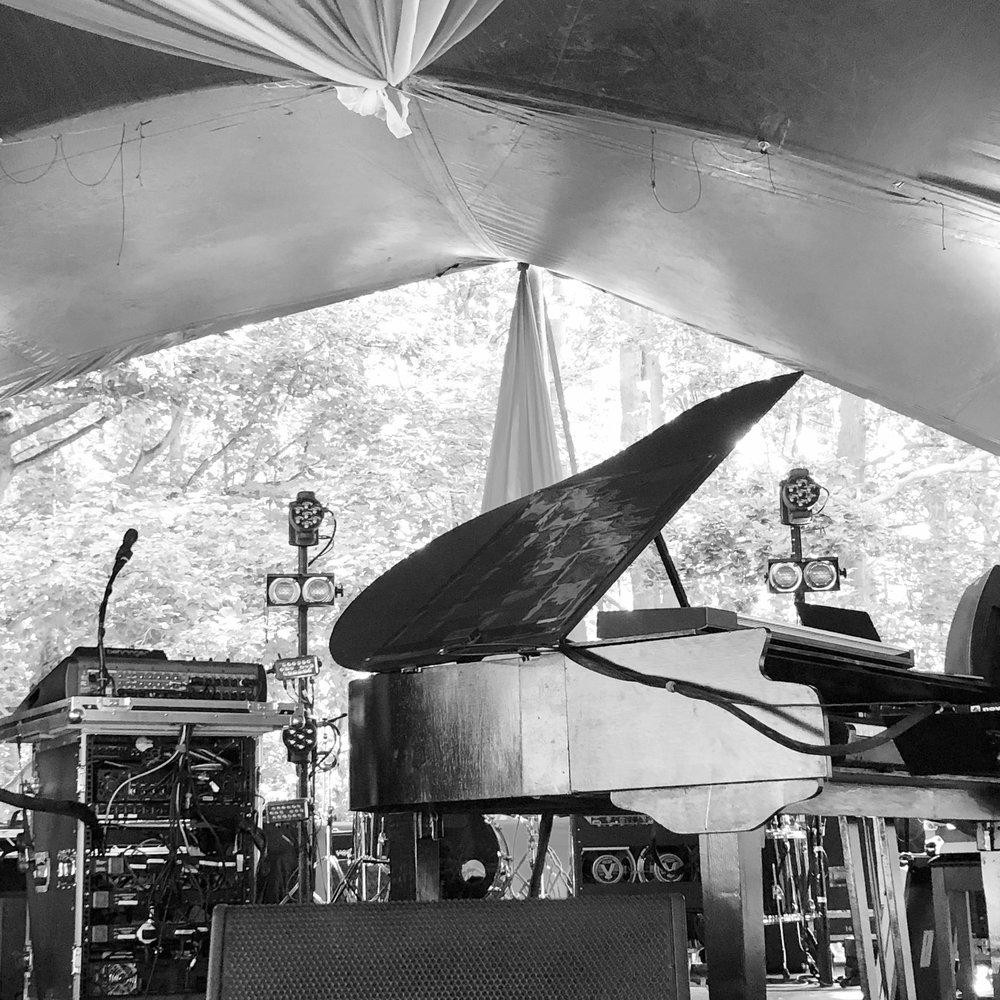Pianofield at Latitude, Summer 2018