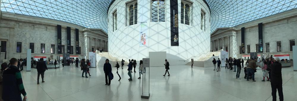 The British Museum portal