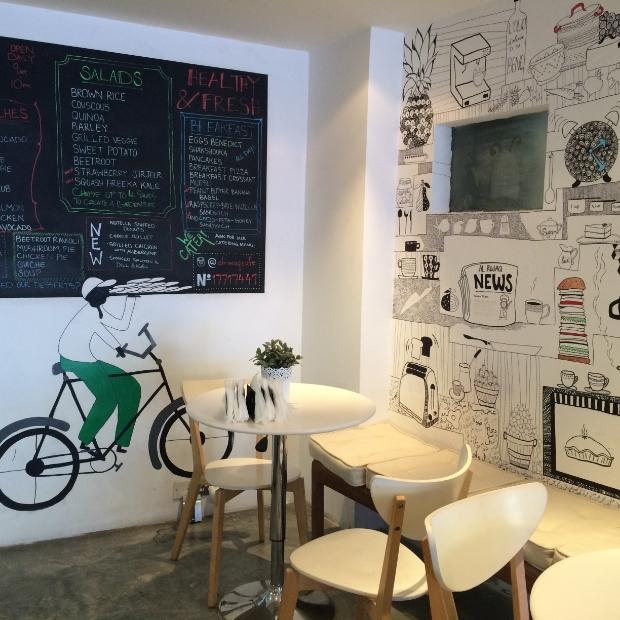 Al Riwaq Cafe