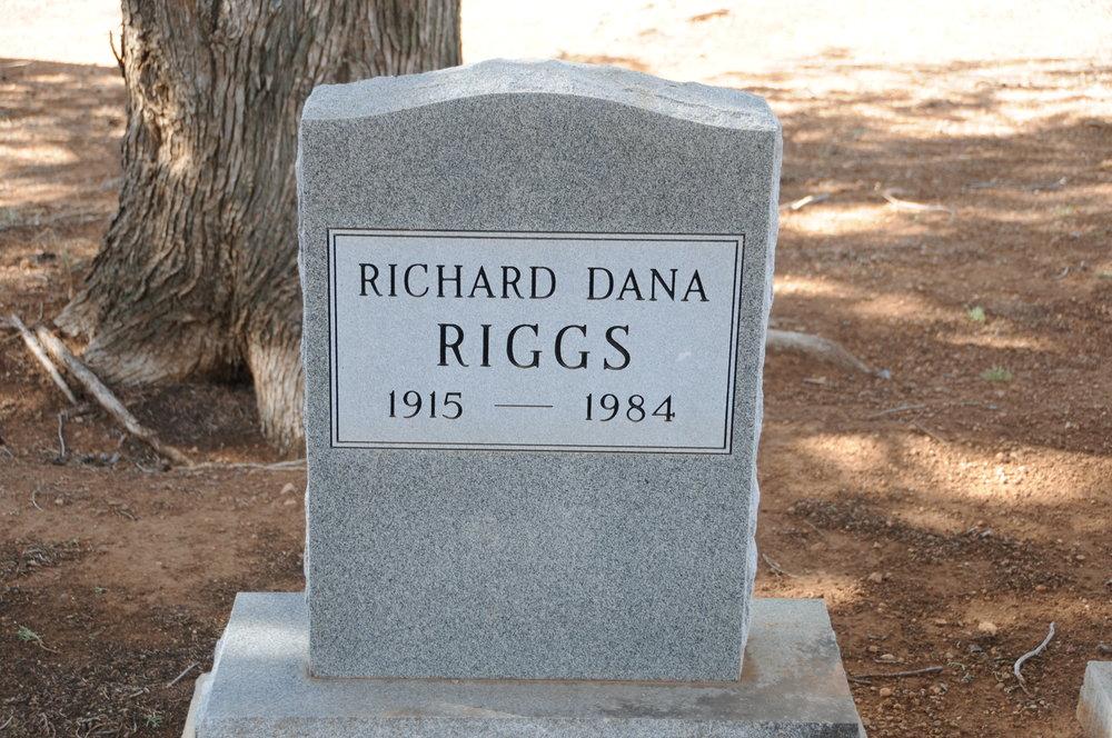 4b RICHARD DANA RIGGS