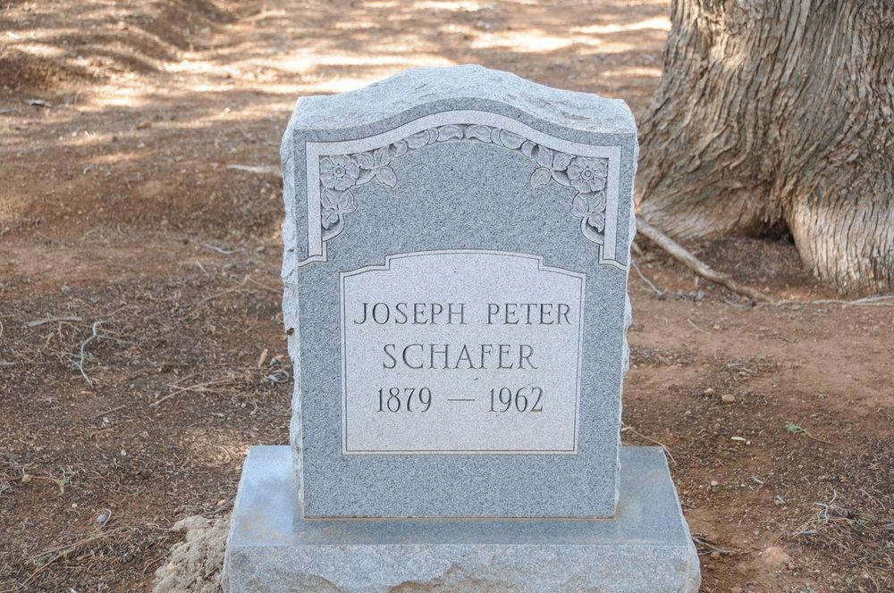 4c JOSEPH PETER SCHAFER