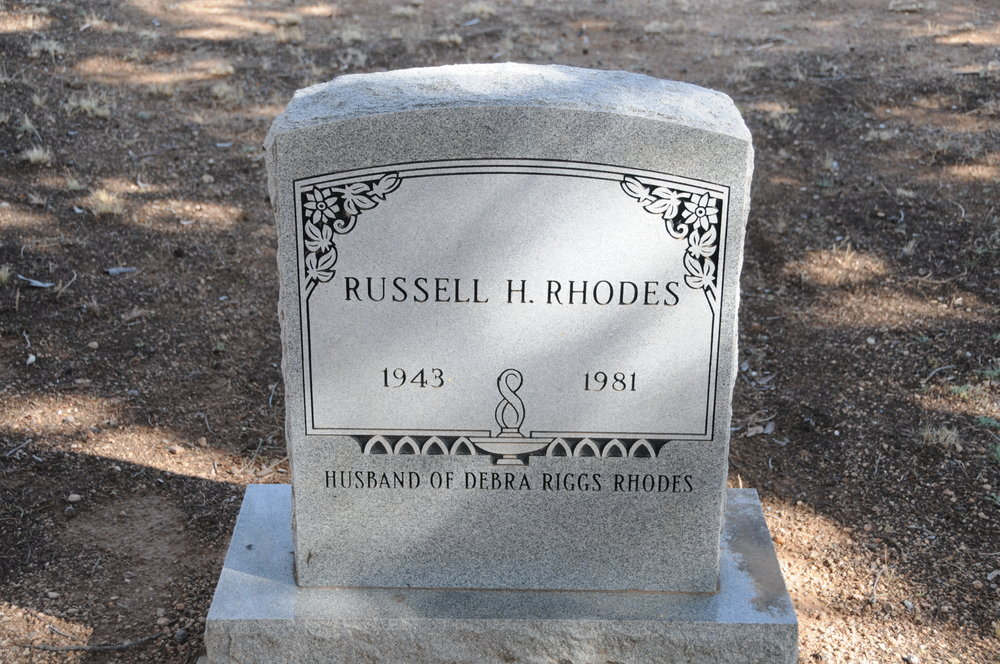 5c RUSSELL RHODES
