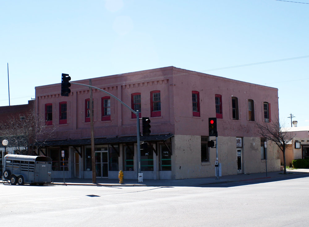 RIGGS BANK BUILDING AFTER ITS SALE BY THE RIGGS FAMILY IN 1933 AND PURCHASED IN 2005 BY A GREAT GREAT GRANDSON OF BRANNICK RIGGS, JOHN BRANNICK RIGGS