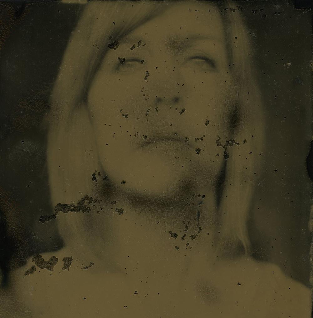 Self-portrait, 2013.