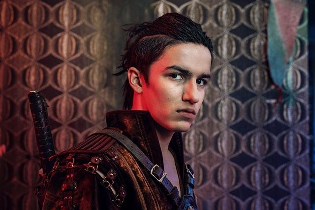 regram @aramisknight Savage Season! #intothebadlands