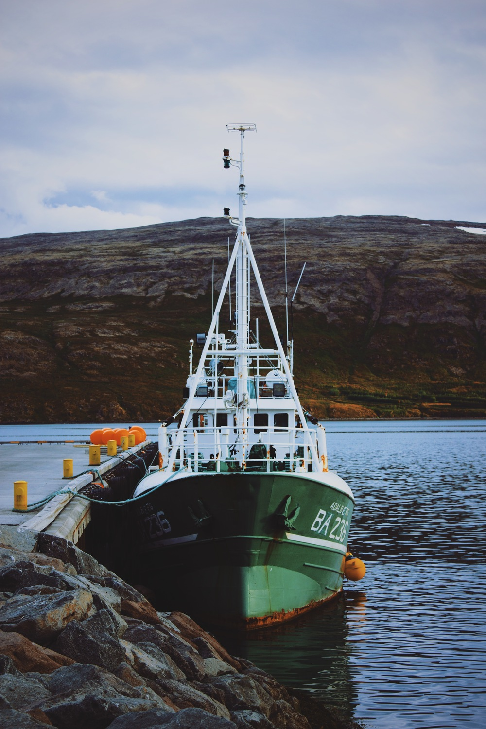 Life in the Westfjords