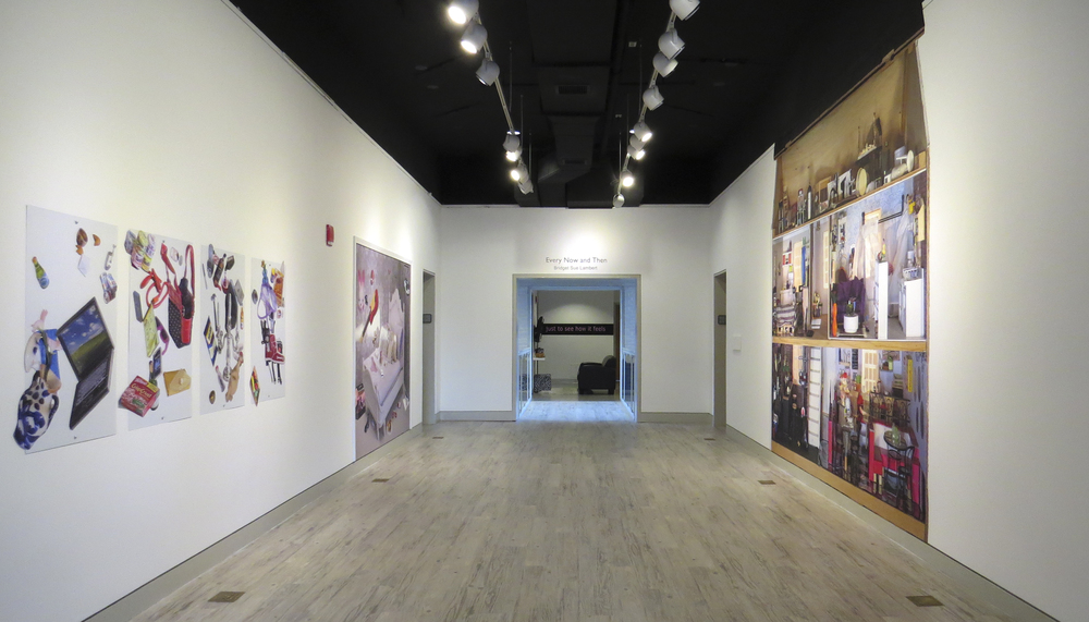 Every Now and Then   April 18 to June 28, 2015 Arlington Arts Center