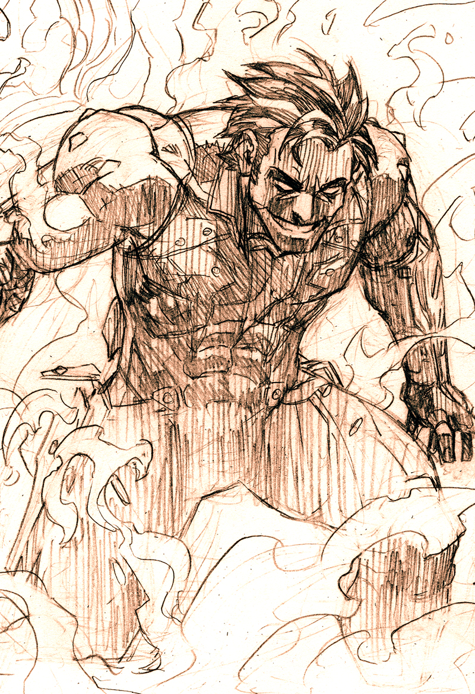Lobo from Lobo #5.