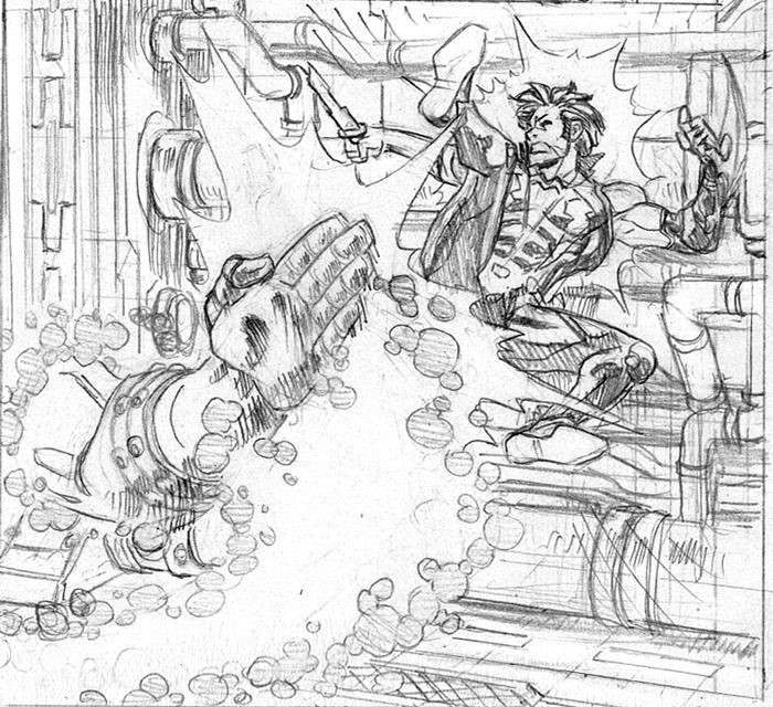 Pencils from Lobo #3