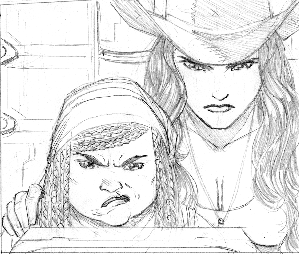 Luna and Emily from Lobo!