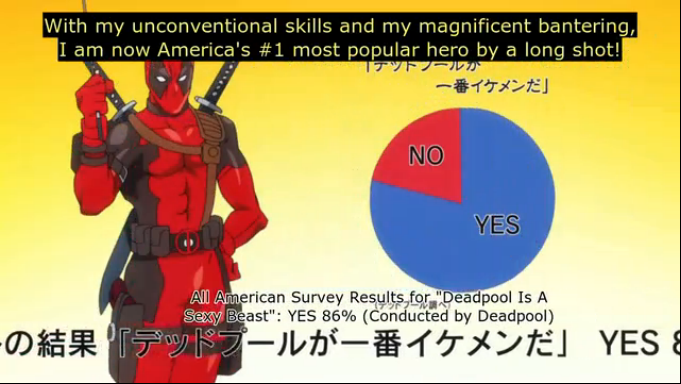 Deadpool is a sexy beast. You guys have got to check this out– https://www.facebook.com/video.php?v=770970839616370&fref=nf