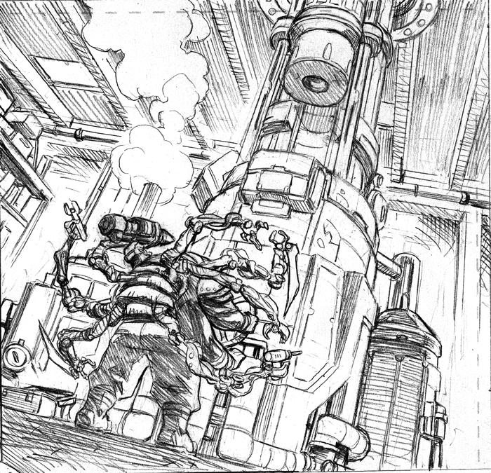 Another shot from Lobo #1!
