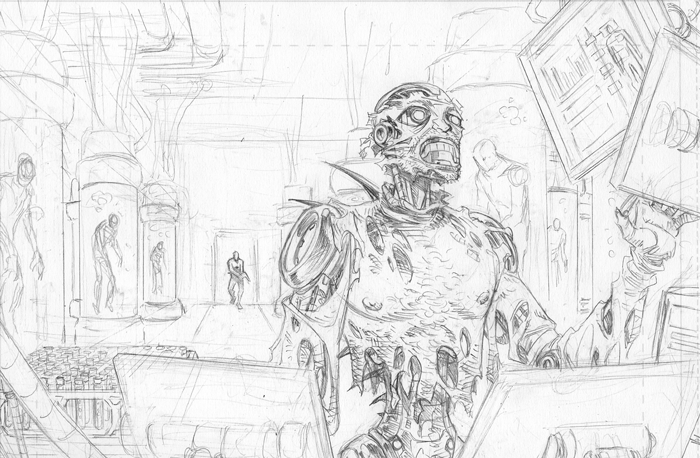 Lobo #2 pencils!   This Saturday, November 8th, I'll be making an appearance at East Side Mags in my home town of Montclair, NJ from 1-3pm. For more info, check here–  http://www.eastsidemags.com/events/    Hope to see you guys there!