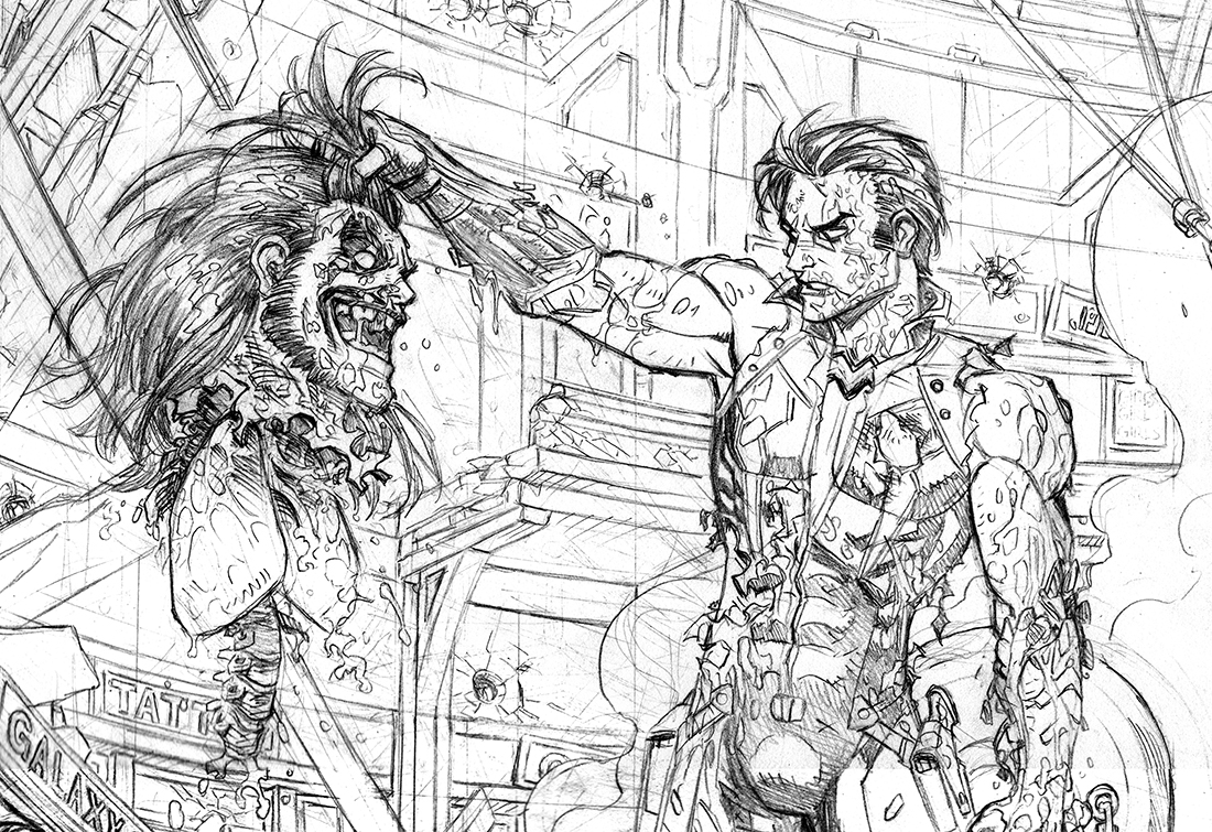 "Apparently the first issue of the New Lobo's book was pretty contentious, but the reviews have been coming in, and they've been overwhelmingly positive!   As Pat Godfrey of Richmond's Velocity Comics said "" dang good job on LOBO #1! You're gonna convert some haters with this one.""  Weird Science – ""I'm sure the internet chat rooms will still be in an uproar, but I enjoyed this issue and am looking forward to seeing where Bunn takes the character.""  –   http://weirdsciencedccomicsblog.blogspot.com/2014/10/lobo-1-review.html   Newsarama's Best Shots– "" Lobo , both the book at the character, certainly works much better in this new incarnation, and there is far more scope and potential for this version than any that has come before.""  http://www.newsarama.com/22279-best-shots-comic-reviews-gotham-academy-1-thor-1-lobo-1-more.html   All-Comic.com–  ""Lobo #1  is surprisingly fun and well done. Cullen Bunn has made the character interesting and has given him a cool mission. The pencils and colors were very good and complimented the story and writing. This has potential to be a very good book, but the quality needs to remain because there aren't enough fans of this new Lobo yet. Any misstep could be disastrous, but Bunn and Brown seem focused and ready.""  http://all-comic.com/2014/lobo-1/    Is it Good at Aipt– ""Bottom line, it provides plenty of entertainment and great artwork""  http://www.adventuresinpoortaste.com/2014/10/02/is-it-good-lobo-1-review/"
