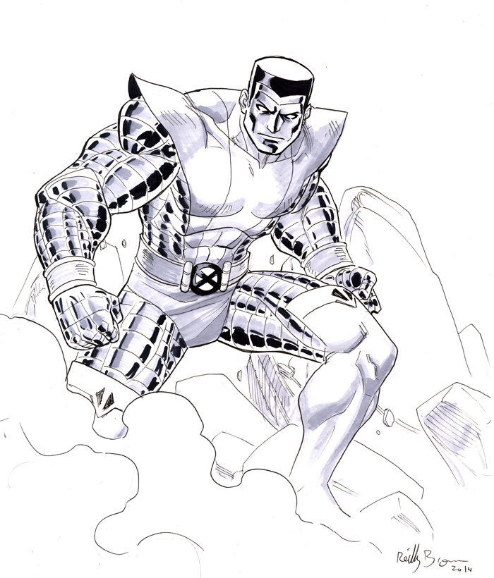 Colossus!