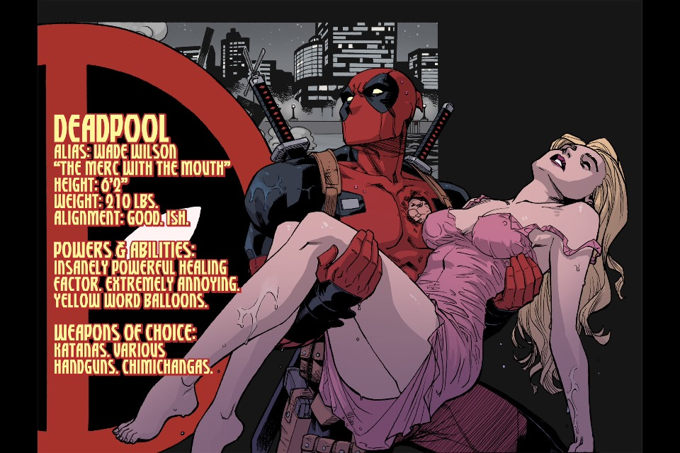 JHU Signing this Wednesday!  DEADPOOL: DRACULA'S GAUNTLET #1 hits the stands on Wednesday, and I'll be appearing at JHU in Manhattan to sign copies, along with Khary Randolph and Emilio Lopez of TECH JACKET.    More info here–  https://m.facebook.com/events/1422972951318066/     It's going to be a great time, so make sure not to miss it!