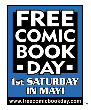 "Tomorrow is Free Comic Book Day, and I'll be prying myself away from the drawing table to attend a couple of events in a couple of states! It starts off at 11 am in NYC at JHU Comics, where I'll be signing from 11-12. You can get all the info on their FB page here– https://www.facebook.com/events/1407047036239861/ Next I'll be doing a panel called ""Ask the Pros"" at the Super Comic/Anime Con at the Nutley Public Library in NJ.  You can check out that information here– http://nutleypubliclibrary.org/youthservices/comicanime-con-2014/ So come on out to one place or the other and get some free comics!"