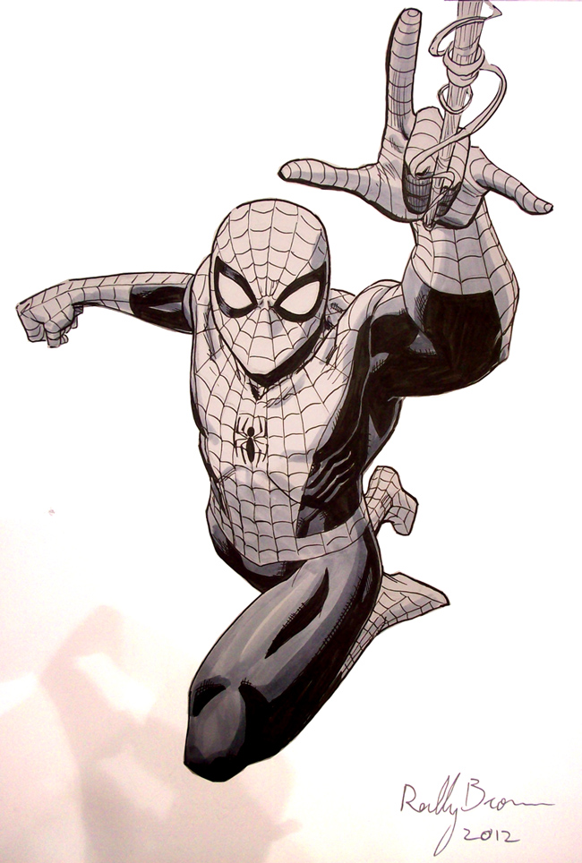 Man, 700 issues of Amazing Spider-Man, and who can even count how many issues of all his spin-offs? That's a lot of adventures for one spider-dude!