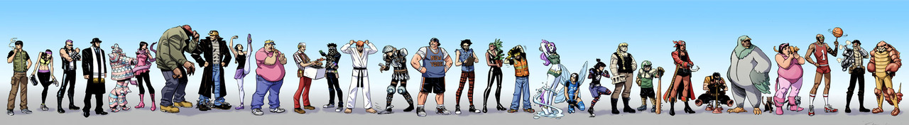 Which Power Player are you? Check out POWER PLAY at http://www.comixology.com/Power-Play-0/digital-comic/12727 And if you're at SDCC, come by my booth at EE-06
