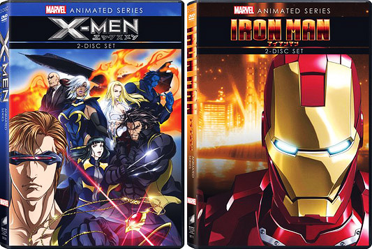 powerplaycomic: CONTEST TIME! While we all eagerly await the next installment of Marvel's Infinite Comics we here at Power Play HQ are giving away the next best thing: MARVEL ANIME! Thanks to Reilly Brown and SONY we're giving away a set of the IRONMAN & X-MEN Anime DVDs. If you haven't seen the series you can check out some clips on Marvel's YouTube page, but trust us, it is certifiably BADASS! Also to sweeten the deal, Comixology is tossing in a copy of Power Play's first issue! In case you have only checked out the preview, there's so much more fun to experience. So how do you enter? Just jump over to either PowerPlay's Twitter or Reilly's Twitter and retweet. One lucky fan will be selected to get the whole she-bang. And be sure to LIKE Marvel Animation as well as Power Play over on Facebook!