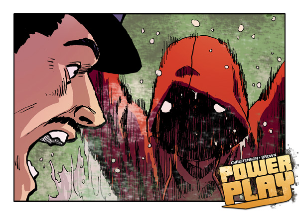 """A cross between Teen Titans and Entourage, Kurt Christenson and Reilly Brown celebrate 21st Century geek-chic with POWER PLAY, the next best thing in young-adult superhero comics!"" —Dean Haspiel (BILLY DOGMA, BORED TO DEATH) POWER PLAY #1 by Kurt Christenson and Reilly Brown available here— http://t.co/BHgbI5uz"