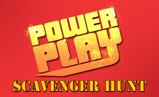 powerplaycomic: WHAT'S UP POWER PLAY FANS? Want to win a free copy of the first issue as well as other prizes? We'll be hosting a contest for the next week, all leading up to NEW YORK COMICON! Every other day we'll be posting a challenge for you to complete, nothing too outlandish or too impossible a task, but if you do complete all the missions you will AUTOMATICALLY win a free copy of the first issue! The first challenge is easy! Just jump on over to the Power Play Facebook Fan Page and hit LIKE. If you're already following us, then just retweet this contest listing! That's it! One step closer to getting a free copy of the digital comic that will reinvent comic books! Thanks for playing!