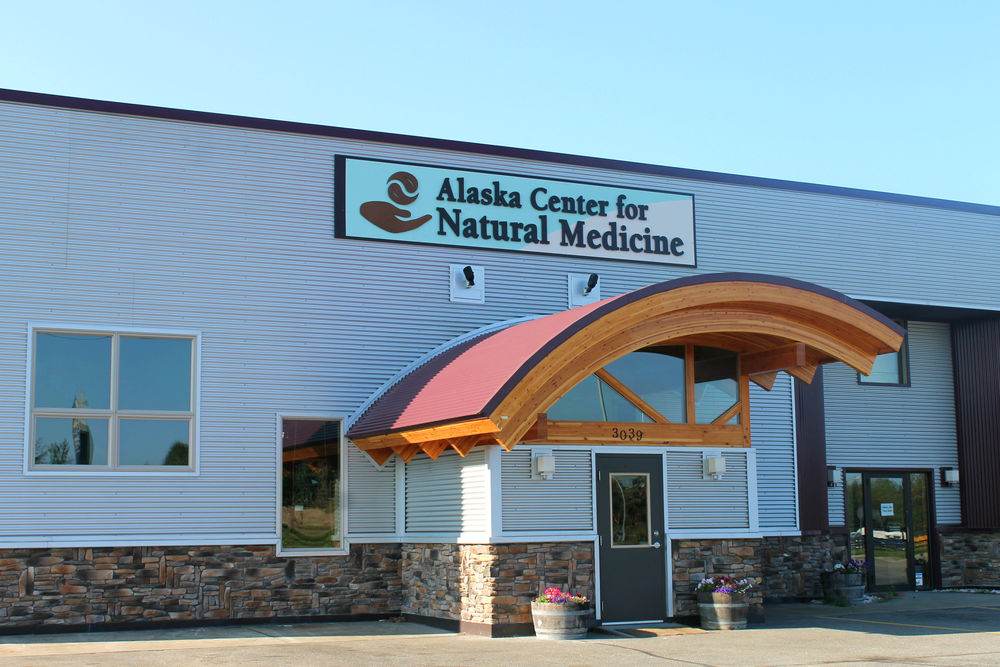 The Alaska Center for Natural Medicine is located at 3039 Davis Road, Fairbanks, AK 99703