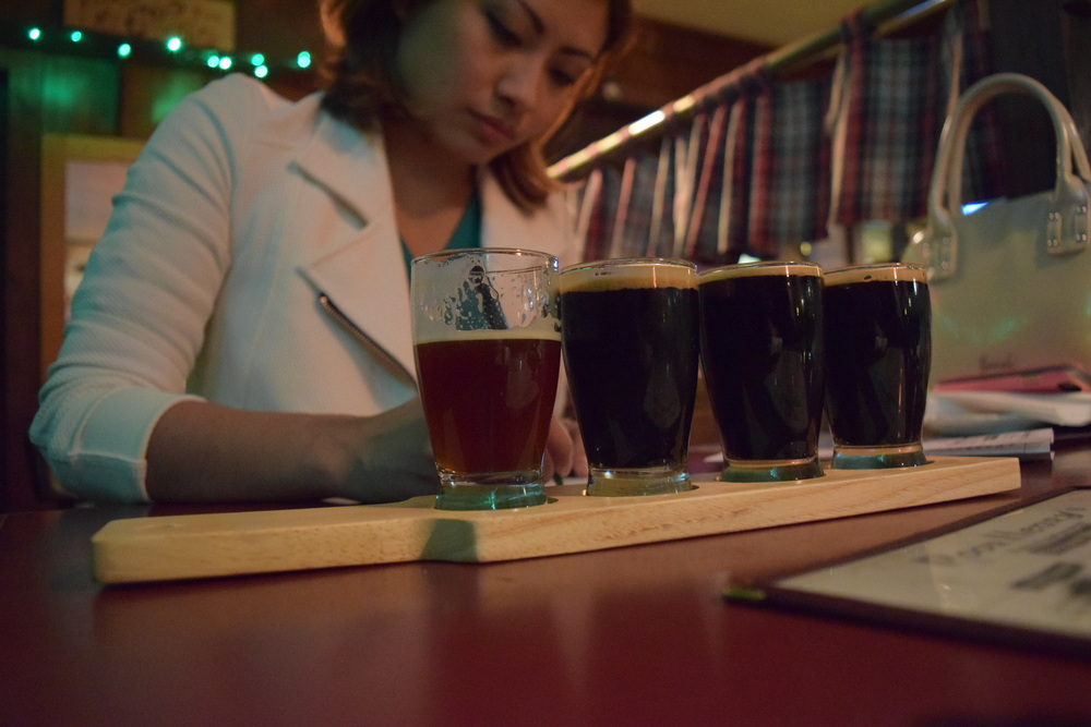 Jotting a few beer notes
