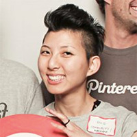 "Enid Hwang  Pinterest    Enid's been the community manager at  Pinterest  since 2011 when she joined as the sixth person on the team. She's had her hand in lots of things from launching new features, manning support channels, to expanding the company internationally. Currently, her focus is working with power Pinners, bloggers and ""Pinfluencers"" to get more out of Pinterest and help spread the love."