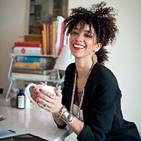 cyndie spiegel Cyndie is a Brooklyn based Small Business Consultant and Coach specializing in strategy for creative entrepreneurs. Before launching her current practice, she spent 15 years on the business side of the New York fashion industry. She is an Adjunct Professor at Parson's School of Design and the Fashion Institute of Technology where she teaches students how to passionately navigate life, fashion and entrepreneurship in an ever-changing creative world. Her motivational coaching and strategy sessions have inspired creative start-ups, independent entrepreneurs and renowed luxury designers alike, helping them develop extraordinary businesses and lives. She is wildly passionate about yoga, bold lip color and supporting others to fearlessly follow their entrepreneurial dreams.